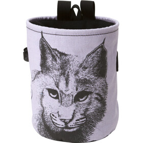 Metolius Wildlife Comp Chalk Bag bobcat